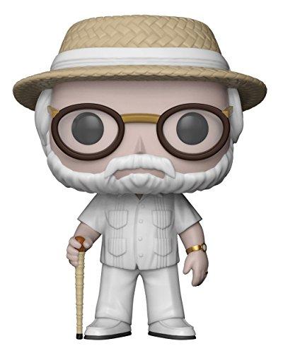 Funko- Pop Vinile Jurassic Park John Hammond Personaggio, 9 cm, 26732