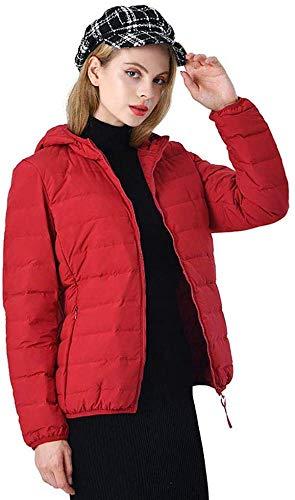 Wangxiao winterjas voor dames, verdikt dons, waterdichte isolatie, outdoor-sporten, bovenstukken zijn comfortabel.
