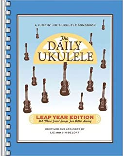 [The Daily Ukulele: Leap Year Edition (Jumpin' Jim's Ukulele Songbooks)] [Author: x] [January, 2013]