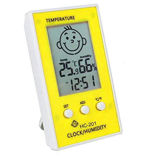 Termómetro de bebé con pantalla LCD