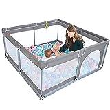 TODALE Baby Playpen for Toddler, Large Baby Playard, Indoor & Outdoor Kids Activity Center...