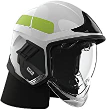 Cairns XF1 Fire Helmet, White - White, Glossy, Large