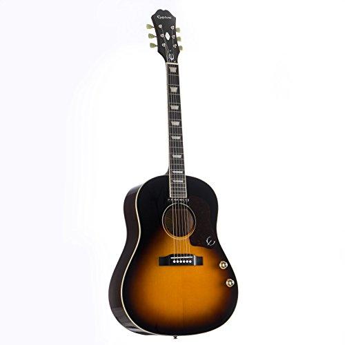 Epiphone Limited Edition EJ-160E Acoustic-Electric Guitar Vintage Sunburst