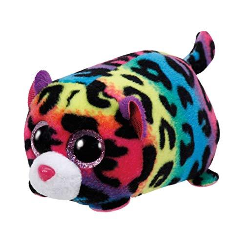 TY Glubschis - Jelly Leopard, bunt - Teeny Tys - 10 cm