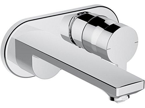 Ideal Standard A5596AA JADO Unterputz-Einhebel-Wand-Waschtisch-Batterie NEON, Ausladung 200 mm, Chrom