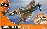 Airfix - Kit de construcción, avión Spitfire (Hornby CJ6000)