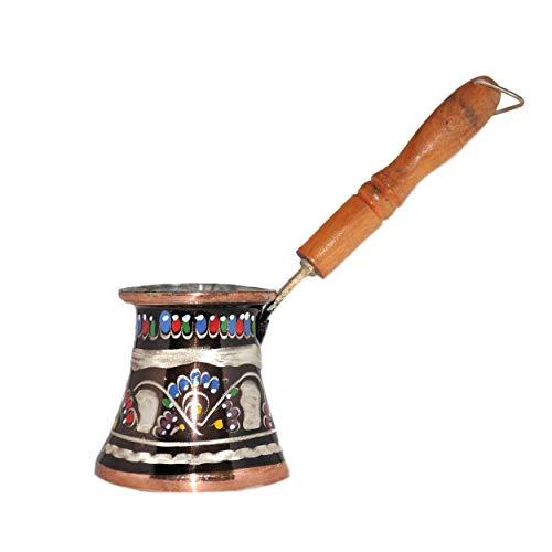 CopperGarden Pote de caf/é turco de cobre esta/ñado L