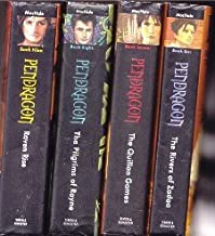 Pendragon Set (Books 6-9): The Rivers of Zadaa; The Quillan Games; The Pilgrims of Rayne; and Raven Rise (Pendragon: Journal of an Adventure Through Time and Space, Volumes 6-9)