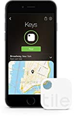 Tile is a tiny Bluetooth tracker and easy to use app that finds your phone, keys, and anything you don't want to lose in seconds Attach a tile to an item and locate it by sound, by seeing its last known location on a map, or by marking it as lost and...