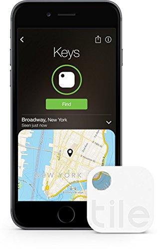 TILE Gen 2 - Localisateur de téléphone- Localisateur de clés- Localisateur d'objets...