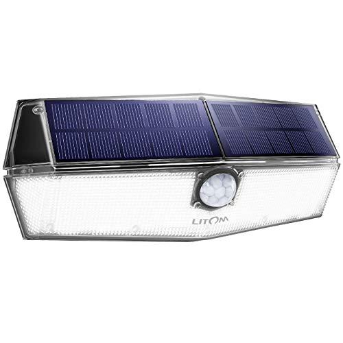 Litom 200 LED Solar Lights Outdoor