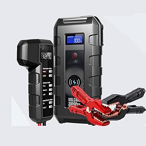 Diaod 20800mAh Car Jump Starter V2000 Pro 1200A Dispositivo de Arranque Power Bank Car Battery Starter Launcher para Car Booster