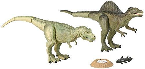 Ania AG-02 rivaux de dinosaures carnivores match définies