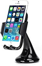 Premium Car Mount Holder Windshield Dash Cradle Stand Window Glass Swivel Dock Strong Suction for Verizon Motorola Moto Z Force Droid - Verizon Motorola Moto Z Play Droid