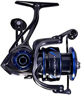 Cadence CS10 Spinning Reel, Ultralight Fast Speed Premium Magnesium Frame Fishing Reel with 11 Low Torque Bearings Super Smooth Powerful Fishing Reel with 36 LBs Max Drag & 6.2:1 Spinning Reel