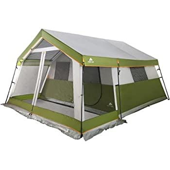 Ozark Trail 8-Person 7  Center Height Family Cabin Tent with Screen Porch WF-151284P