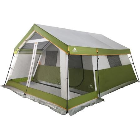Ozark Trail 8-Person 7' Center Height Family Cabin Tent with Screen Porch WF-151284P