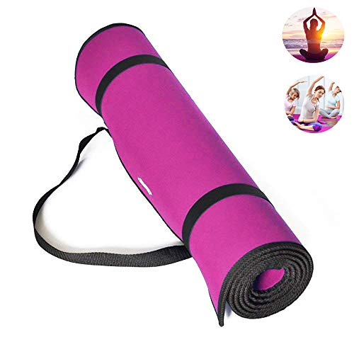 Popular Yoga Towel! All-in-1 Sports & Hot Yoga Towel - 100% Microfiber, Super Absorbant, Non Slip, Light, Quick-Dry - No Slipping in Bikram Yoga! #1 for Pilates, Gym, Fitness, Travel & Hiking