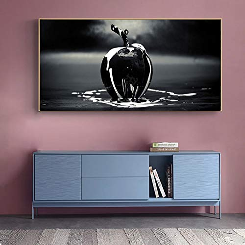 Abstract glass still life posters and prints wall art canvas pictures living room 60x120 Frameless