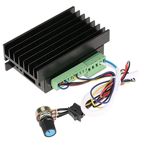 Controlador de motor de CC sin escobillas, controlador de motor BLDC trifásico, controlador de controlador de motor duradero, protección contra sobrecorriente para herramientas eléctricas,
