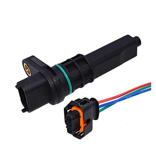 XIAOFANG Novel-Nome Sensor Separe Sensor + Conector Enchufe Arness Ajuste para Vauxhall Opel Astra Combo Cora Tigra Zafira Astravan # 09114603 (Color : Sensor Kit)