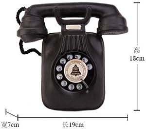 Continental OLD Aufhängen Telefon Vintage Industrie Wand Dekoration Deko Anhänger