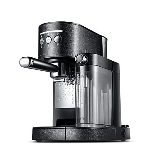Ekspres do kawy Ekspres do kawy w kapsułkach Domowy domowy Mały półautomatyczny ekspres do kawy Zintegrowana maszyna do spieniania mleka