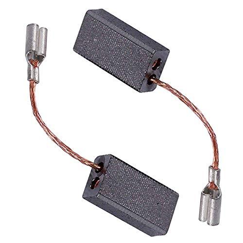 Kohlebürsten Motorkohlen für Protool Winkelschleifer AGP 125-10 5x8mm