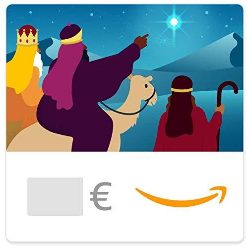 Cheques Regalo de Amazon.es - E-mail - Reyes magos en el desierto