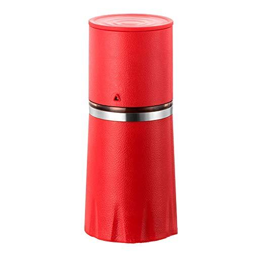 Draagbare handheld Koffiezetapparaat, Huishoudelijke Multi-Function Coffee Cup, slijpen en Brewing One, Creative koffiemolen, Koffiepot, Reisbureau Camping,