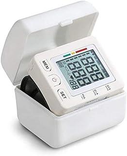 DSGYZQ Pulsera electrónica esfigmomanómetro Hora Fecha de Voz del Pulso del corazón Instrumentos de medición Mayores Regalos de Viaje Padres Salud en el Hogar
