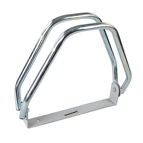 Silverline 528581 Fahrrad-Wandständer Um 180° schwenkbar