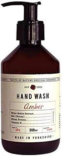 Fikkerts Luxury Wooded Amber & Citrus Hand Wash