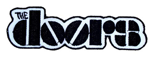 The DOORS Rock Band Logo t Shirts MT10 Embroidered iron on Patches