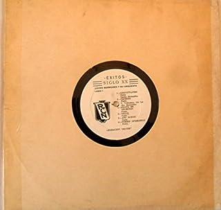 LP EXITOS SIGLO XX LUCHO BERMUDEZ Y SU ORQUESTA RCN SILVER LP