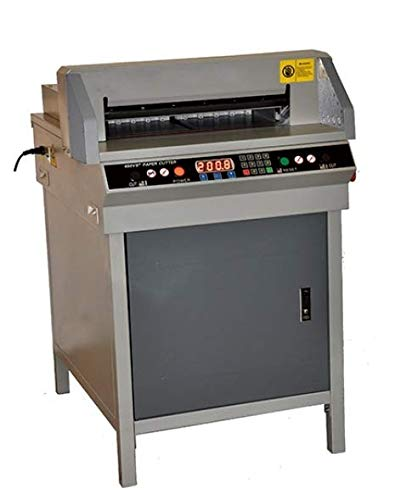 Electric Programmable 17.7 Inch Width Paper Cutter 450 with Extra Blade