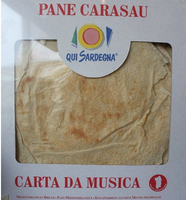 PANE CARASAU GR500 QUISARDEGNA