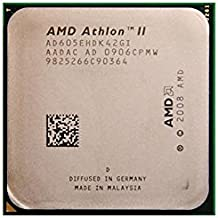 AMD Athlon II X4 605e 2.3 GHz Quad-Core CPU Processor Socket AM2+ AM3 938-pin 45w
