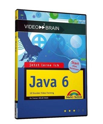 Jetzt lerne ich Java 6 (PC+MAC-DVD)