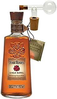 Four Roses Single Barrel Bourbon Whiskey  Glaskugelportionierer