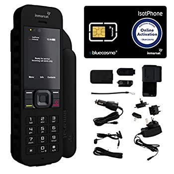 satalite phone and service
