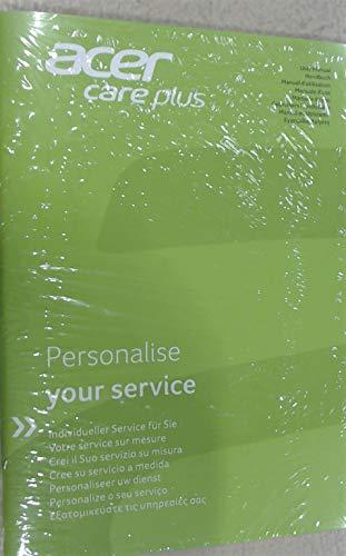 Acer Care Plus Notebook Consumer 3 jaar inzend- en retourservice, garantieverlenging