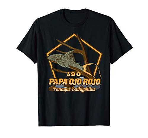 Panaque Saugwels Wels Aquarium LWels Algenfresser Aquarianer T-Shirt