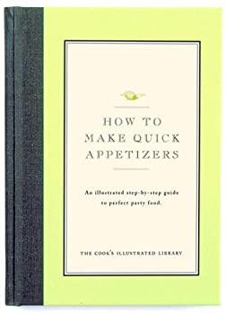 How to Make Quick Appetizers 0936184434 Book Cover
