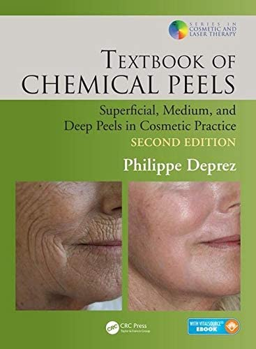Books By Philippe Deprez_textbook Of Chemical Peels Superficial ...