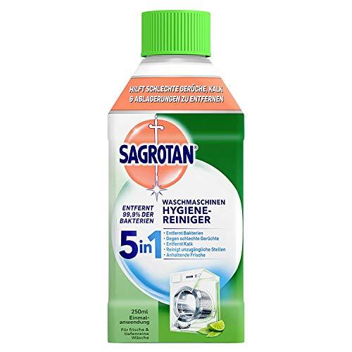 Sagrotan Waschmaschinen Hygiene-Reiniger, 250 ml