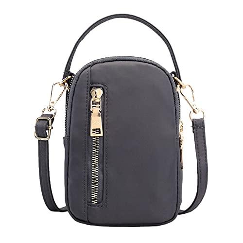 Qserd Small Crossbody Bag,Wallet Messenger Mobile Phone Bag Detachable Strap Portable Pouch Crossbody Bags for Women