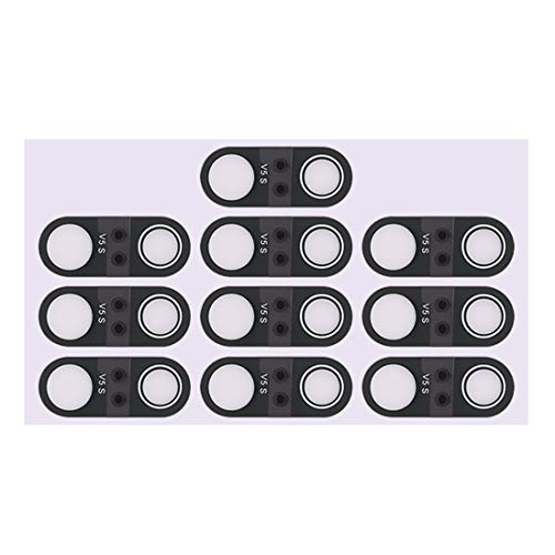 Compatibele Vervangings 10 PCS Back Camera Lens for Huawei P20 Pro Accessory