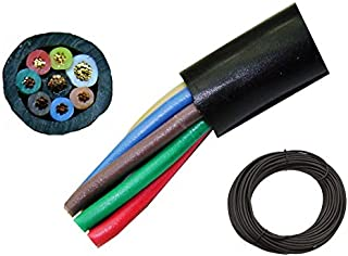 100' Length 8 Conductor Rotor Wire - Antenna Rotator Cable