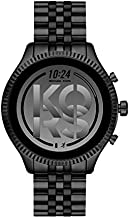 Michael Kors Lexington 2 Smartwatch - Black Stainless Steel